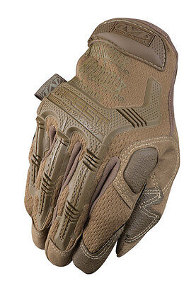 Mechanix Wear MPACT M-PACT Gloves COYOTE BROWN XX-LARGE (12)