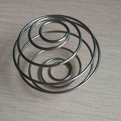 2x Stainless Spring Wire Mixing Mixer Ball for Shaker Drink Bottle Cup Gracious