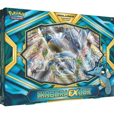 POKEMON SUN & MOON * Kingdra EX Box