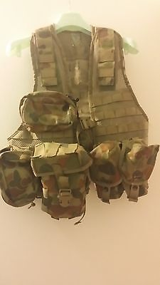 Military  Hunting Vest Paintball Jacket