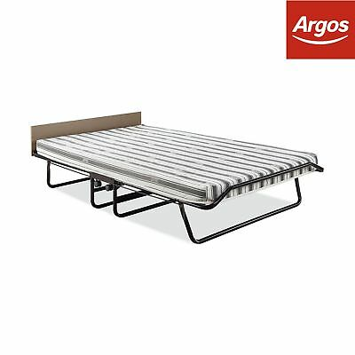 Jay-Be Auto Folding Bed with Airflow Mattress - Double