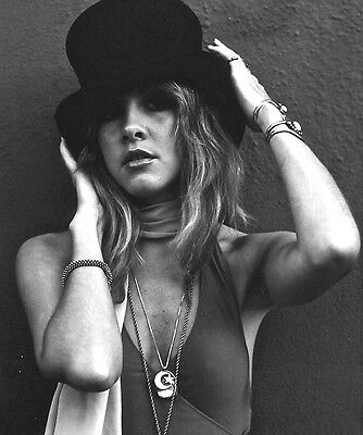 Stevie Nicks Fleetwood Mac Rock Band Singer Music Still 8X10 Photo Photograph #9