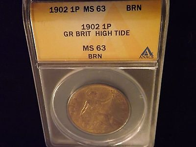 1902  Penny    Great Britain