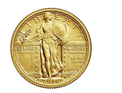 2016-W United States Standing Liberty Centennial Gold Coin