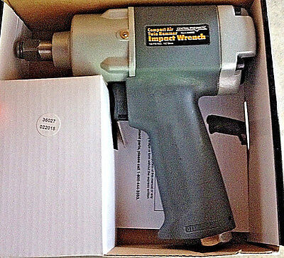 """1/2""""dr Impact Gun Cp Air Wrench Lightweight Composite Handle Twin Hammer 3Sp New"""