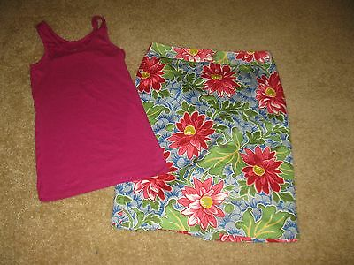 25p Women's Summer Clothing Lot Size 6 Small Shorts/TAnktops/Skirts/Dresses