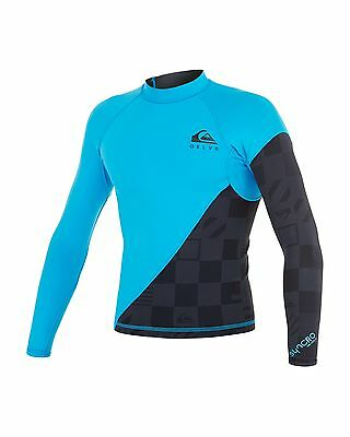 NEW QUIKSILVER™  Boys 8-16 Syncro 1MM New Wave Wetsuit Jacket 2015 Boys Teens Sk