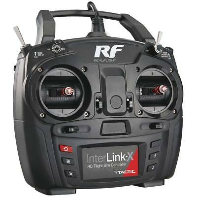 NEW Great Planes RealFlight RF-X Interlink-X Controller GPMZ5000
