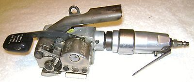 """Signode Tension-Weld VFC-700 Pneumatic Tensioner for 1/2"""" Contrax Strapping"""