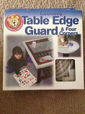 Prince Lionheart Cushiony Table Edge Guard & Four Corners