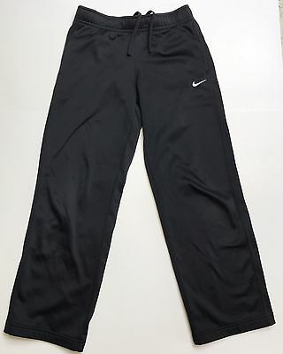 Nike Therma-Fit Sweat Pants Youth Medium Pre-owned