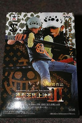 NEW One Piece Banpresto Figure Colosseum 3 vol.6 Winner Trafalgar Law