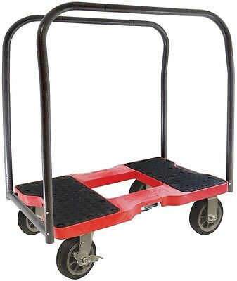 SNAP-LOC 1,500 lb. Capacity All-Terrain Panel Cart Dolly in Red SL1500PC6R NEW