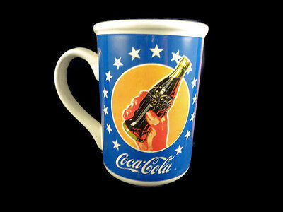 Coca-Cola Mug Coffee TEA COKE Cup Collectors Gibson Dishwasher SAFE