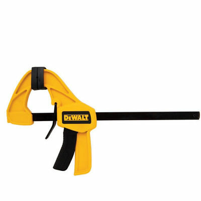 "DEWALT 12"" Medium Bar Clamp DWHT83140 New"