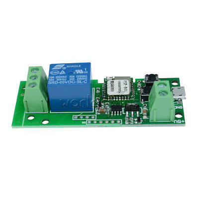 Sonoff WiFi Wireless Smart APP Switch Relay Module FO Home Apple Android 5V