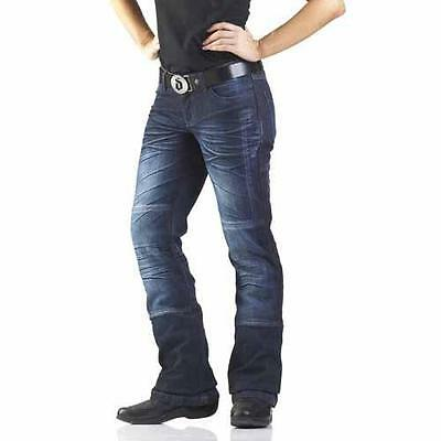 Drayko Women's Drift Riding Jeans Size 8 US