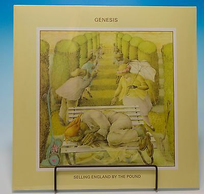 "SEALED ""GENESIS - Selling England By The Pound"" 2008 remaster 200g VINYL LP"