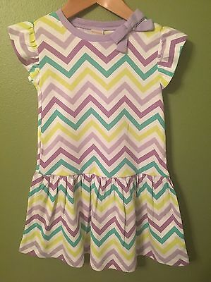 New Nwt Gymboree Girls Easter Dress Spring Summer Size 4 4T