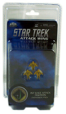 STAW, Star Trek Attack Wing, 1st Wave Attack Fighters, Cardassian, Heroclix