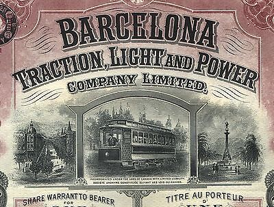 1931 Dominion of Canada: Barcelona Traction Light and Power Company