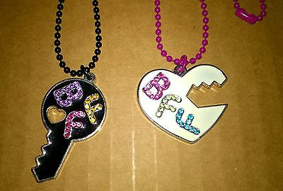 Girl's BFF Necklace
