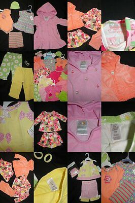 Baby Girls EASTER Clothing Lot 3-6 Months Outfits Sets Dress NWTS EUC Spring