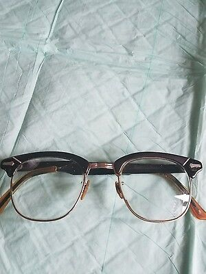 Vintage shuron eyeglasses gold filled glasses