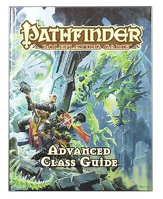 Paizo, Pathfinder Roleplaying Game, Advanced Class Guide, New