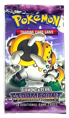 Pokemon TCG, Diamond & Pearl StormFront Booster Pack , New & Sealed