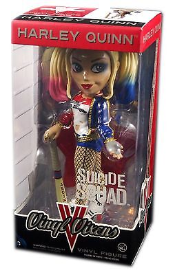 Funko Vinyl Vixens, Suicide Squad Harly Quinn, 9 inch, New and sealed