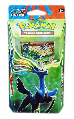 Pokemon TCG XY Core Set, Xerneas Resilient Life Theme Deck, New and Sealed