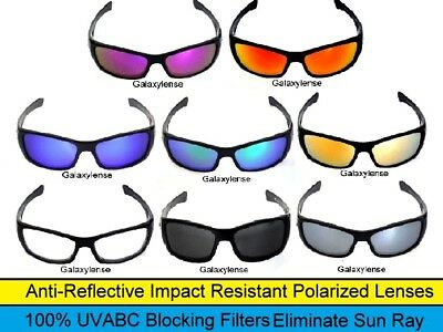 Galaxy Replacement Lenses For Oakley Holbrook Multi-Color Polarized