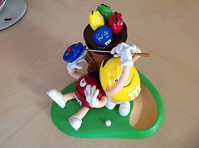 M&M'S MULLIGAN-VILLE Golf CANDY DISPENSER