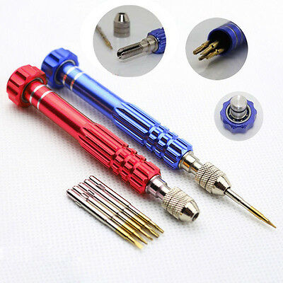5 in 1 Pentalobe Repair Screwdriver Set For iphone 6G 5/5S/5C 4/4S Samsung Nokia