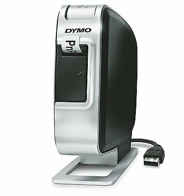 DYMO Label Maker Thermal Printer USB Portable Text Barcode Graphics Home Office