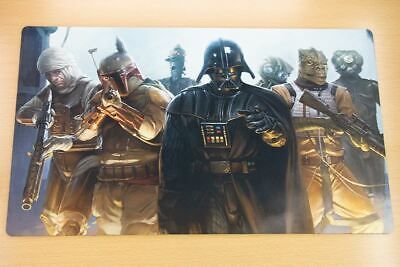 F1436 Free Mat Bag Star Wars Darth Vader Trading Card Games Playmat TCG Play Mat