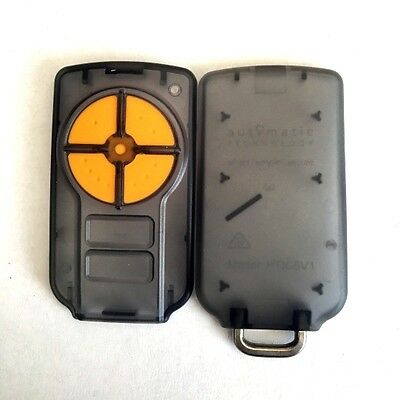 ATA PTX5 v1 ORANGE BUTTON CASE – GENUINE ORIGINAL ENCLOSURE ONLY