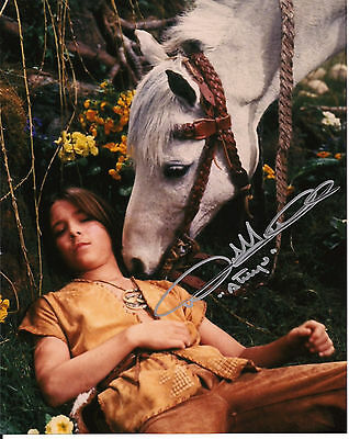 NOAH HATHAWAY The NEVERENDING Story Original Hand Signed Autograph 8x10 Photo 6