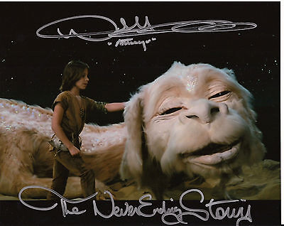 NOAH HATHAWAY The NEVERENDING Story Original Hand Signed Autograph 8x10 Photo 17