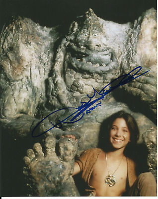 NOAH HATHAWAY The NEVERENDING Story Original Hand Signed Autograph 8x10 Photo 27