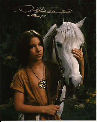 NOAH HATHAWAY The NEVERENDING Story Original Hand Signed Autograph 8x10 Photo 28