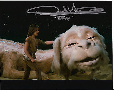 NOAH HATHAWAY The NEVERENDING Story Original Hand Signed Autograph 8x10 Photo 40