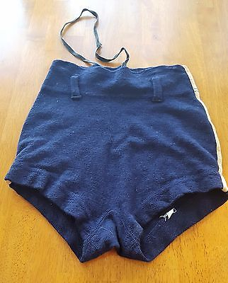 Gantner Hi-Boy Men's Wool Bathing Suit -  Vintage 1920's - 1930's