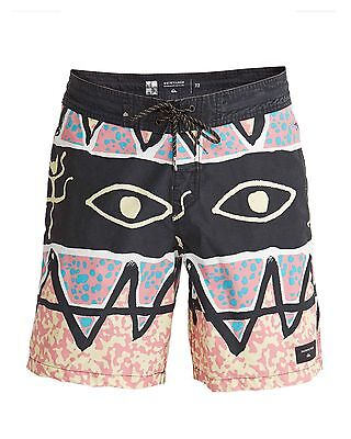 "NEW QUIKSILVER™  Mens Ghetto Vee 18"" Boardshort Surf Board Shorts"