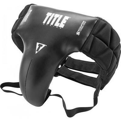 Title Sculpted Thermo Foam Groin & Ab Protector W/Free Title Mexican Handwraps