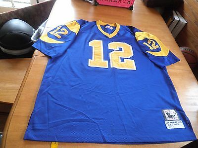 Los Angeles Rams James Harris 1974 Mitchell Ness jersey sz XL 54 sewn