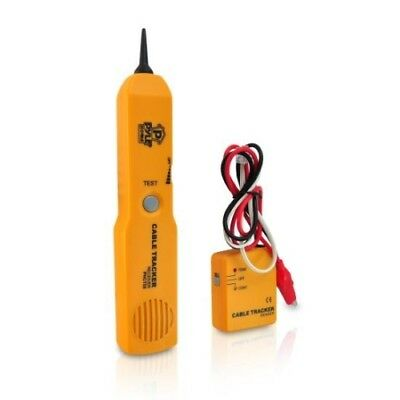 Pyle PHCT55 Telephone Wire Cable Tester For Testing Continuity Sender & Receiver
