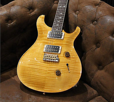PRS Custom 24 Honey 10 Top (30th Anniversary) E-Gitarre inkl. Koffer + NEU