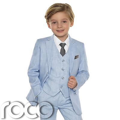 Boys Suits, Boys Linen Suits, Page Boy Outfit, Boys Formal Suits, Page Boy Suits